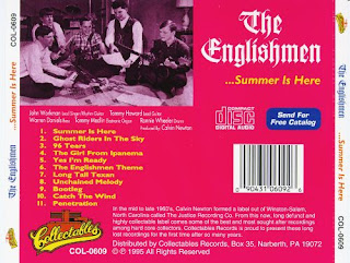 The Englishmen – ... Summer Is Here(1966)