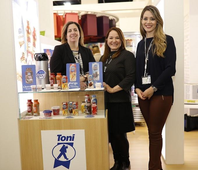 Tonicorp participó en la feria de alimentos más grande del mundo