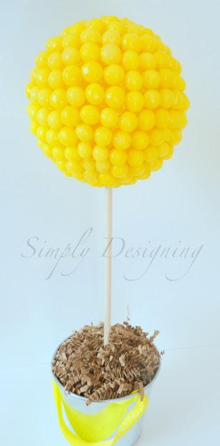 lemon01 Lemon Head Topiary 19
