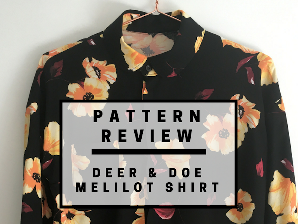 Pattern review: Deer and Doe Melilot shirt