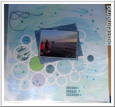 Scrapn Circle bei Nicole vom der Scrapbook Laden
