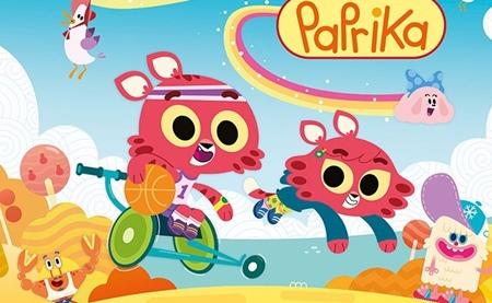 Infoanimation Com Br Canal Disney Junior Adquire A Animacao Francesa Paprika