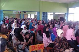 Rapat Ortu Siswa Baru SMA 27 Bandung