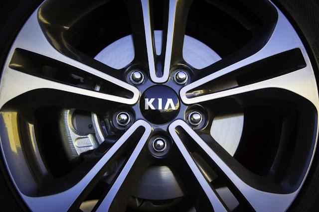 New 2014 Kia Forte Rims