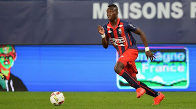 Sembari menunggu kedatangan Dalbert, Inter Milan juga tengah mengincar striker muda Caen, Yann Karamoh