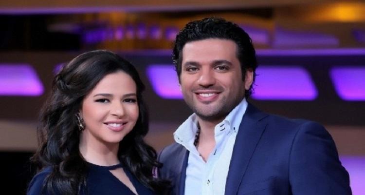 أول صورة لحسن الرداد وإيمى سمير غانم من شهر العسل بفندق موڤنبيك