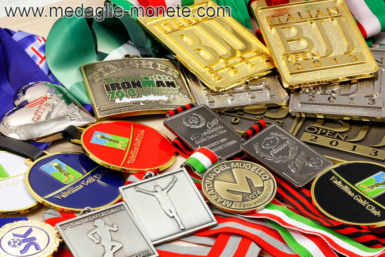medaglie sportive