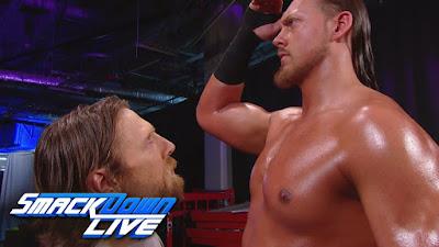 Daniel Bryan Big Cass WWE SmackDown Live MITB