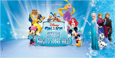 disney on ice monterrey 2017