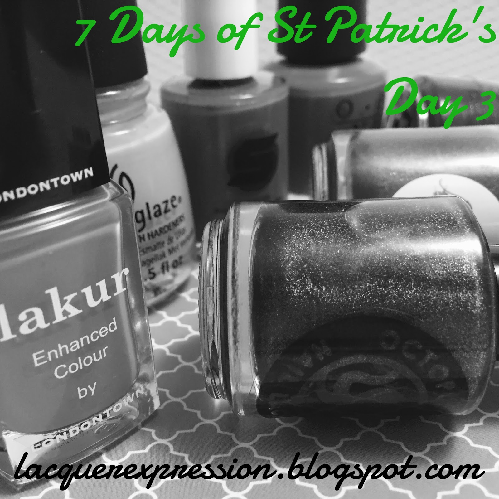 7 Days of St Patrick\'s - Day 3 - LacquerExpression