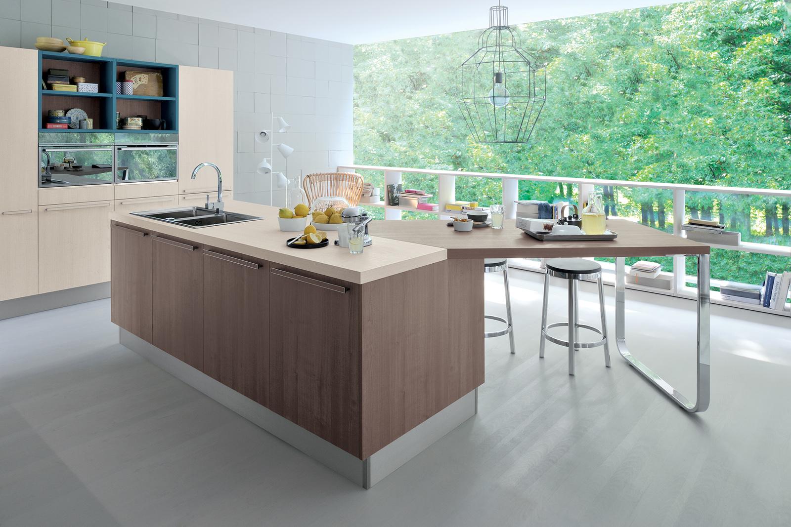 Hal Ini Berbaur Dengan Hidup Ethica Veneta Cucine; Pulau Ini Memiliki  #44875A 1600 1067 Veneta Cucine O Ikea