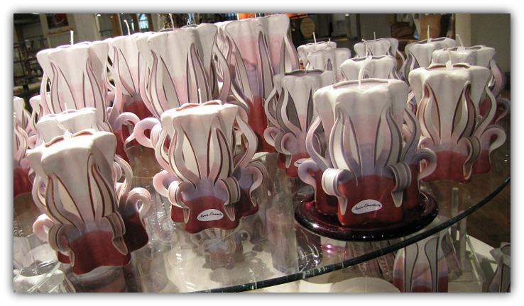 kynttilän valmistus Orimattila