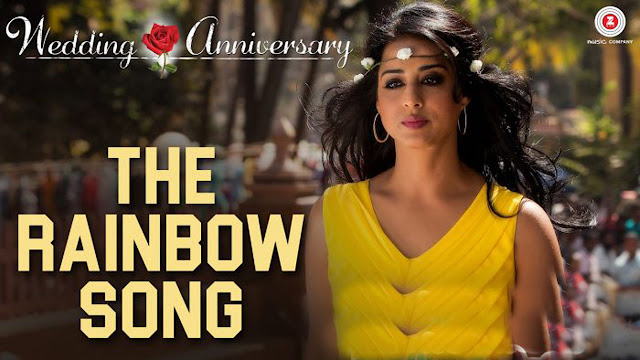 The Rainbow Lyrics - Bhoomi Trivedi | Wedding Anniversay
