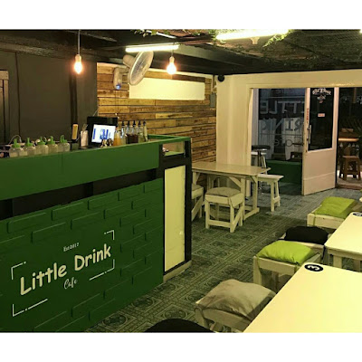 Lowongan Kerja Sumbar LITTLE DRINK CAFE Padang
