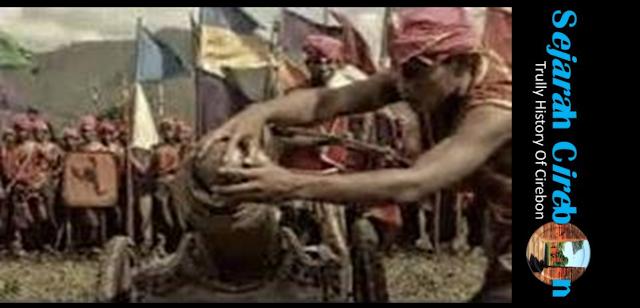 Peristiwa Pagarage, Perang Cirebon Vs Banten Yang di Kompori Mataram