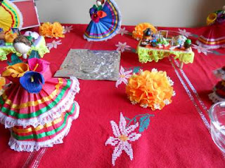 Día de Muertos, Day of the Dead Decorations