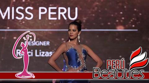 Miss Universe 2016 | Las Últimas imágenes de Valeria Piazza