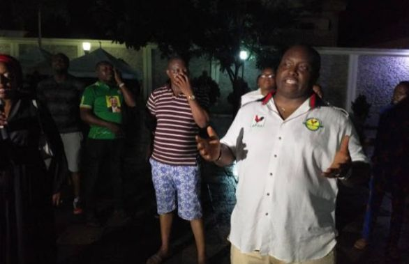 Ifeanyi Ubah Celebrates Obiano Victory With A Party
