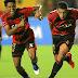 Diego Souza brilha, Sport ganha do Danubio-URU e abre vantagem na Sul-Americana