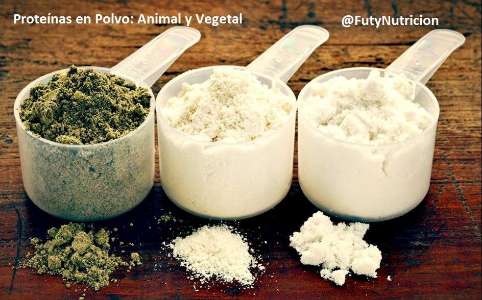 Proteínas para deportistas de origen animal y vegetal
