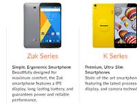 Klasifikasi smartphone Lenovo