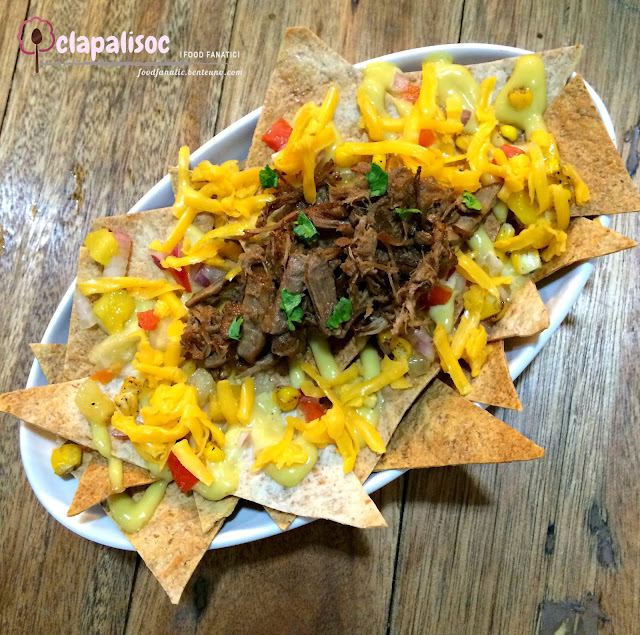 Adobo Whole Wheat Nachos