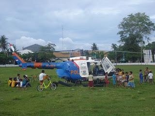 Helikopter Selayar