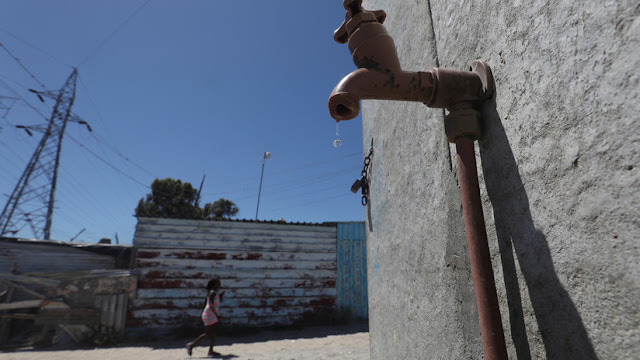 Esta será la primera ciudad del mundo que se quedará sin agua en menos de 100 días