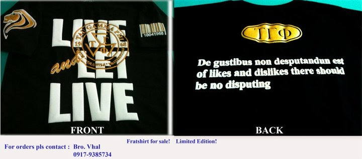 Tau Gamma Phi  Sigma  TGP FRAT SHIRT FOR SALE NEW