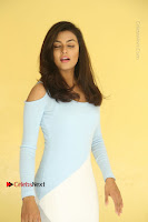 Anisha Ambrose Latest Pos Skirt at Fashion Designer Son of Ladies Tailor Movie Interview .COM 0695.JPG
