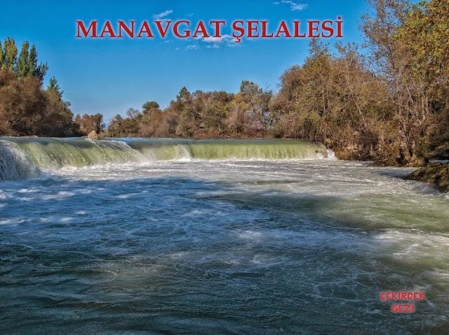 MANAVGAT ŞELALESİ