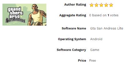 Gaming Guruji Blog : Download GTA San Andreas Lite (300MB) All Device Supported