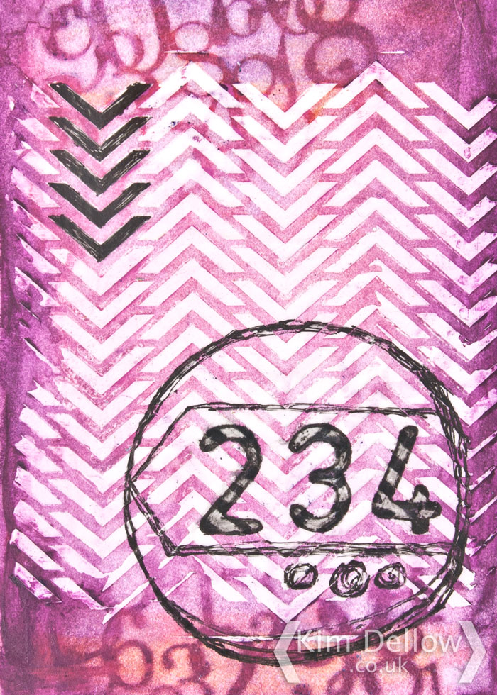 5 Art Journal Page Ideas To Play With In 2017 Kim Dellow