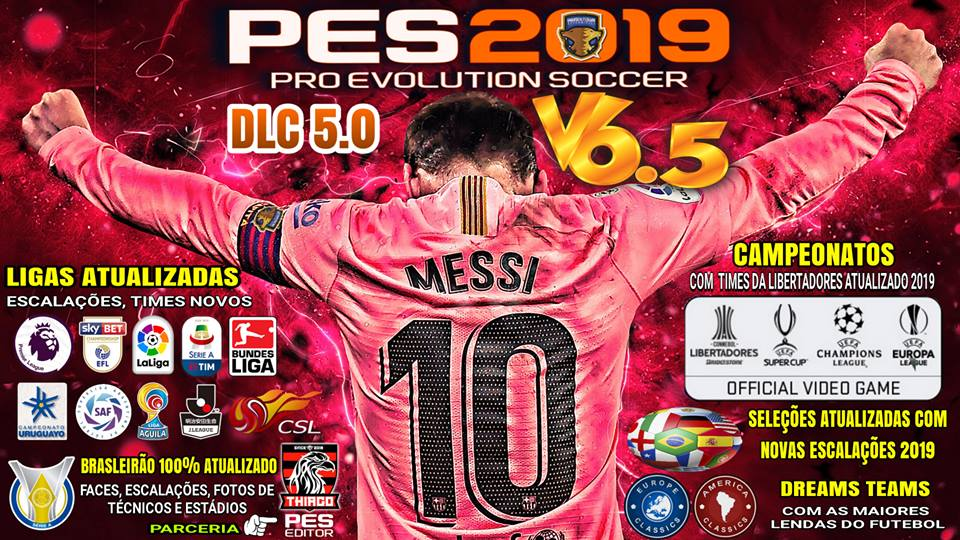 Pes 2019 Ps4 Option File Superleague Greece Season 2018 – Dibujos