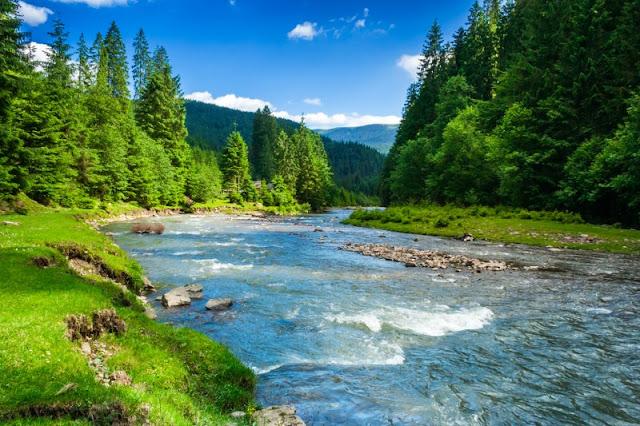 Doğal su kaynakları