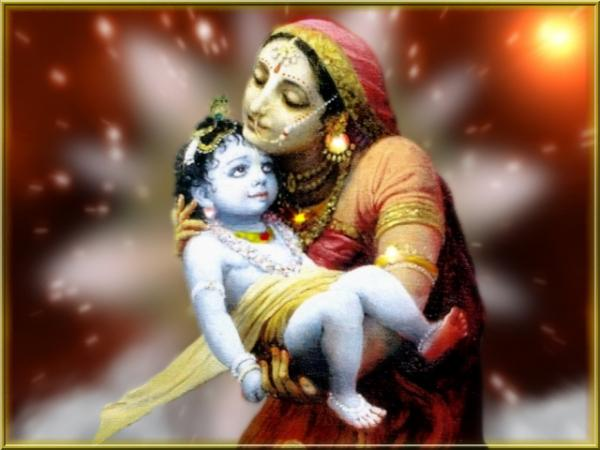 Musings Of An Unknown Indian: Shubho Janmashtami