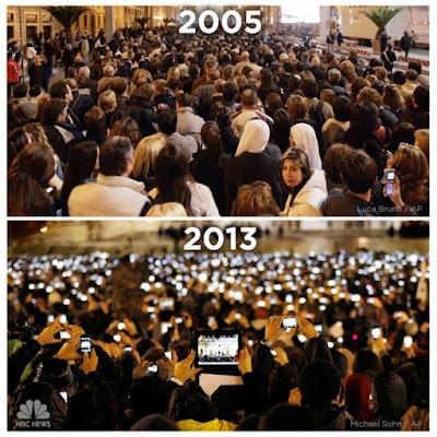 Conclave elezioni del papa 2005 / 2013
