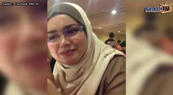 Kedah menang!!! Dato' Siti Nurhaliza tunaikan,, nyanyi lagu Hang Pi Mana....