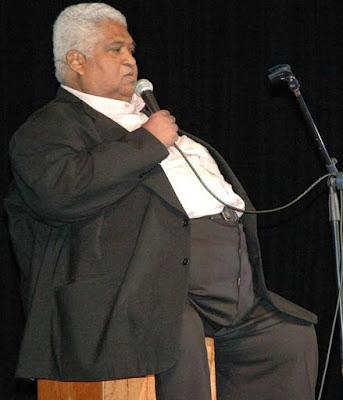 "Foto de Arturo ""Zambo"" Cavero en concierto"