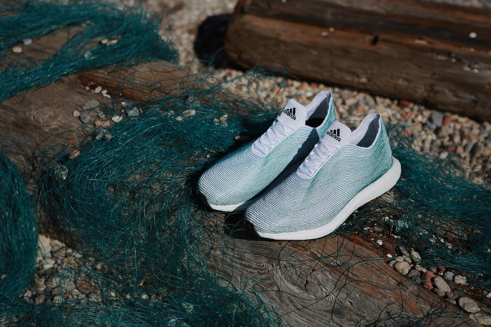 Via Lab: sneakers di design dalla plastica degli oceani