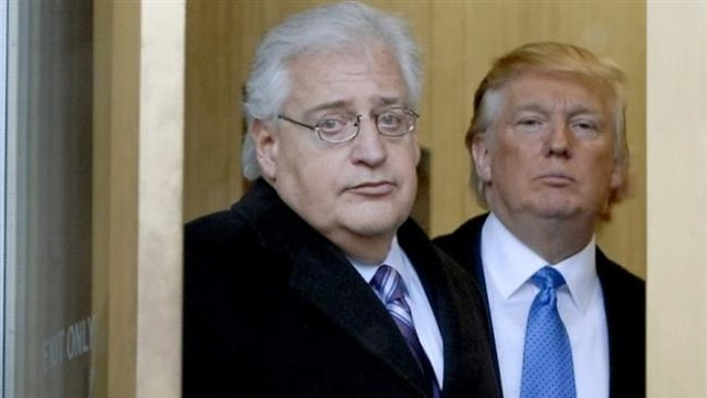 Donald Trump's Israel envoy David Friedman would cause war in Middle East: Experts