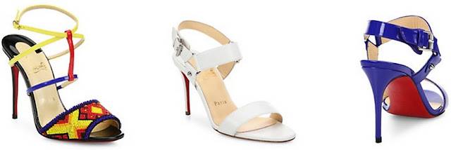 Chrisitian Louboutin shoes Saks Fifth Avenue