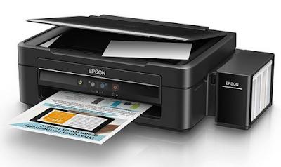 Download Driver Printer Epson L210 lengkap dengan cara instalnya