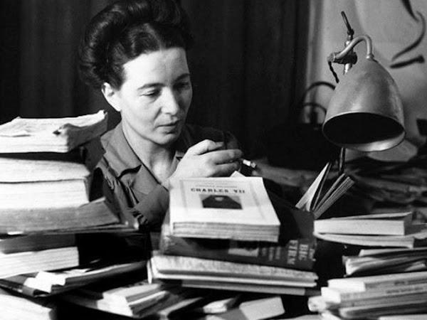 Simone de Beauvoir | Memorias de una joven formal