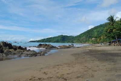 Pantai Cibangban ini adalah tempat wisata di Sukabumi