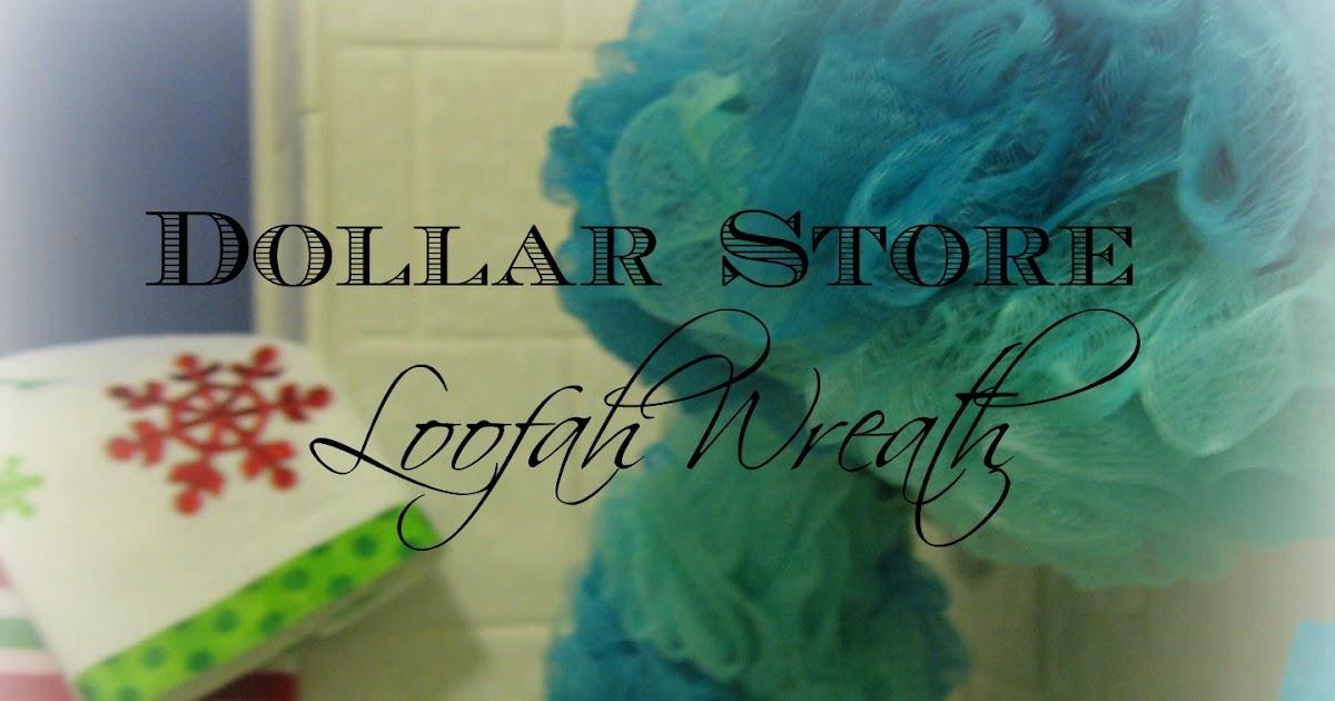 Curb Alert Your Favorite Diy Blog Dollar Store Loofah