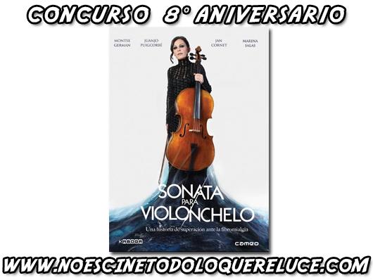 Concurso 8º aniversario (V): 'Sonata para violonchelo' en DVD gracias a Cameo
