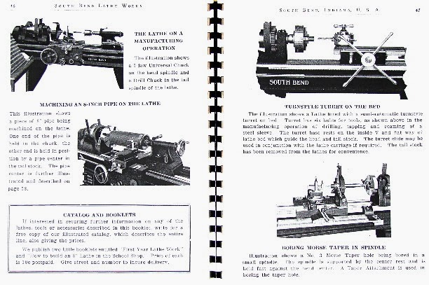 Metal Lathes Archives   Page 2 of 2   Ozark Tool Manuals & Books