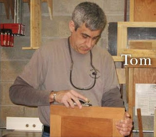 Tom Torlish, woodworking artist