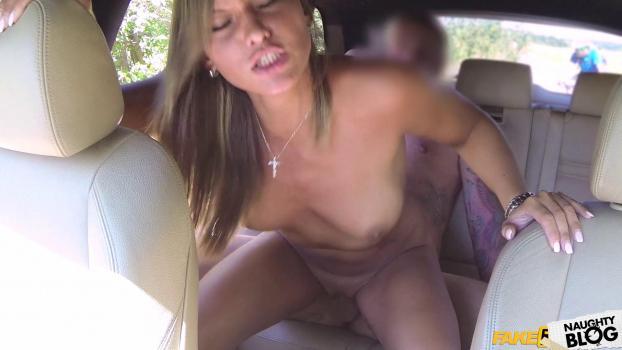Fake Taxi – Naomi Bennet
